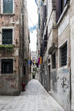 Various views of the tourist city of Venice, Italy Stock Photo