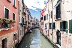 Various views of the tourist city of Venice, Italy Stock Photography
