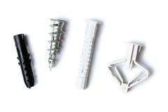 Various wall plugs Stock Photo