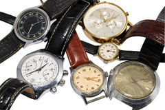 Various watches Stock Photo