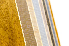 Various wood planks Stock Photography