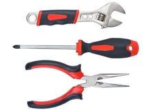 Various work tools Stock Image