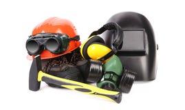 Various working equipment. Stock Photos