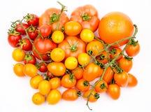 Variété de fruits et légumes Images stock