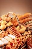 Variété de pain Photos stock