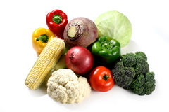 Varitety Of Vegetables Royalty Free Stock Images
