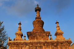 Varja Pagoda Royalty Free Stock Photography