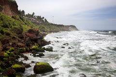 Varkala Royalty Free Stock Images