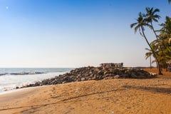 Varkala beach Stock Images