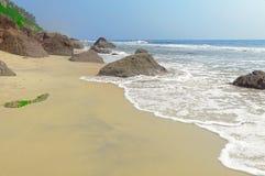 Varkala beach Royalty Free Stock Photography