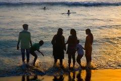 VARKALA, KERALA, INDIA - 15 DICEMBRE 2012: Fotografia Stock Libera da Diritti