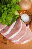 varkenskotelet Stock Foto
