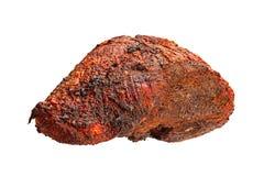Varkensvlees gebakken vlees Royalty-vrije Stock Foto's