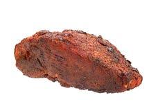 Varkensvlees gebakken vlees Stock Fotografie