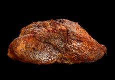 Varkensvlees gebakken vlees Royalty-vrije Stock Afbeelding