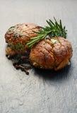 Varkensvlees, Sage And Onion Dumplings royalty-vrije stock afbeeldingen