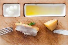 Varkensvleesaardappel Royalty-vrije Stock Foto's