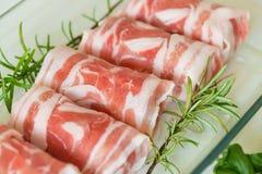 Varkensvleesbroodje Royalty-vrije Stock Fotografie