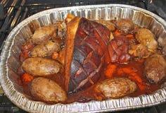 Varkensvleesgewricht Royalty-vrije Stock Afbeeldingen