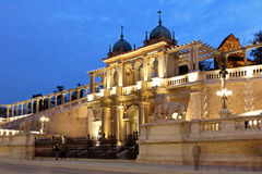 Varkert bazar στη Βουδαπέστη στοκ φωτογραφία με δικαίωμα ελεύθερης χρήσης
