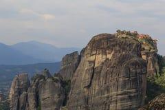 Varlaam Monastery in Meteora Royalty Free Stock Photo