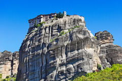 Varlaam Monastery in Meteora, Greece Stock Photo