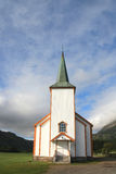 Varlberg's church Stock Photos