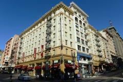 Varlow Building, San Francisco, USA Stock Image