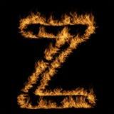 Varm brännhet bränningflammastilsort royaltyfri illustrationer