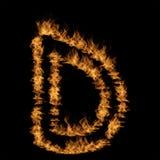 Varm brännhet bränningflammastilsort stock illustrationer