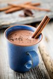 varm choklad Royaltyfri Foto