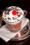 Varm choklad Royaltyfria Foton