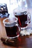 varm drink Royaltyfria Bilder
