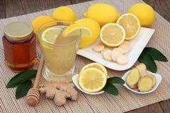 Varm drink för vitamin C Royaltyfri Bild