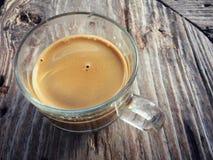 Varm espresso Arkivfoton