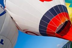 varm luftballon Fotografering för Bildbyråer