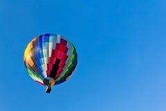 varm luftballon Royaltyfri Foto