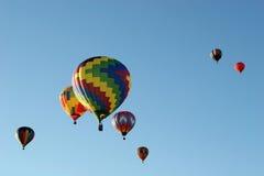 varm luftballong Royaltyfria Bilder