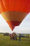 varm luftballong arkivbild