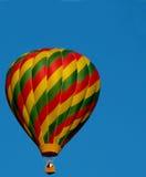 varm luftballong Arkivfoto