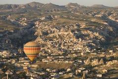varm luftballong Royaltyfri Fotografi