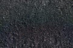 Varm ny asfalt Arkivbild