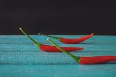 Varm paprika, paprika, asiatisk peppar, Chili Hot Pepper Arkivbilder