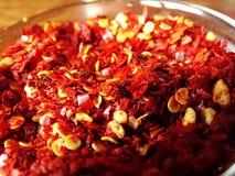 varm pepparred för chili Arkivbilder