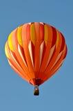 varm race för luftballong Royaltyfri Fotografi