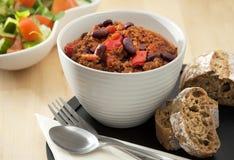 varm red för chili Arkivbild