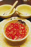 varm sås för chili Royaltyfria Bilder