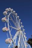 Varm sommardag på karnevalet Arkivbilder