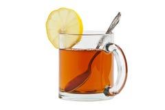 varm tea Royaltyfri Foto
