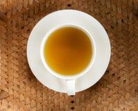 varm tea Royaltyfri Fotografi